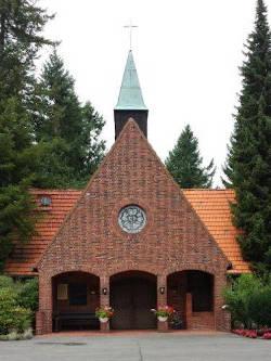 Kapelle Martin-Luther-Kirchhof
